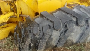 Tractor Wheel Bolts Break